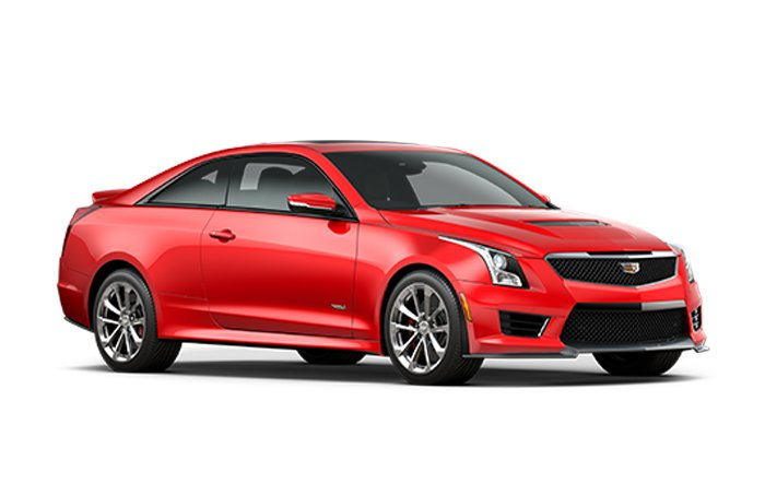 2017-Cadillac-ATS-V-Coupe-Lease-Special