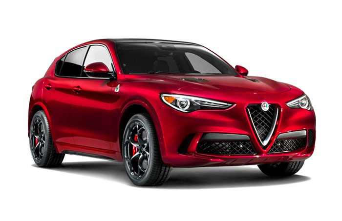2018 Alfa Romeo Stelvio Lease Special